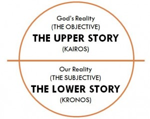Upper and Lower Stories