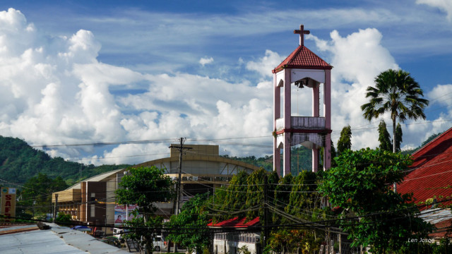bayugan church bell tower