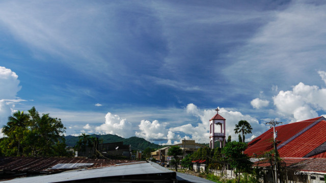 bayugan city church bell tower2