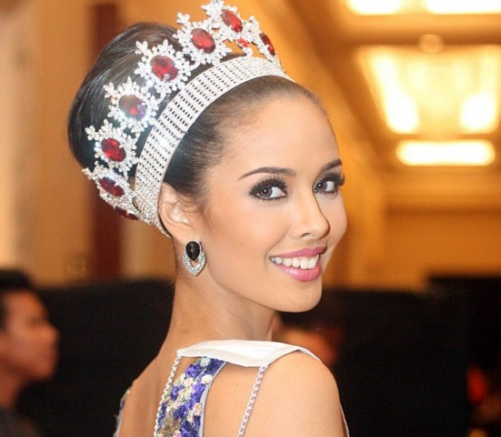 Megan Young, Miss World 2013